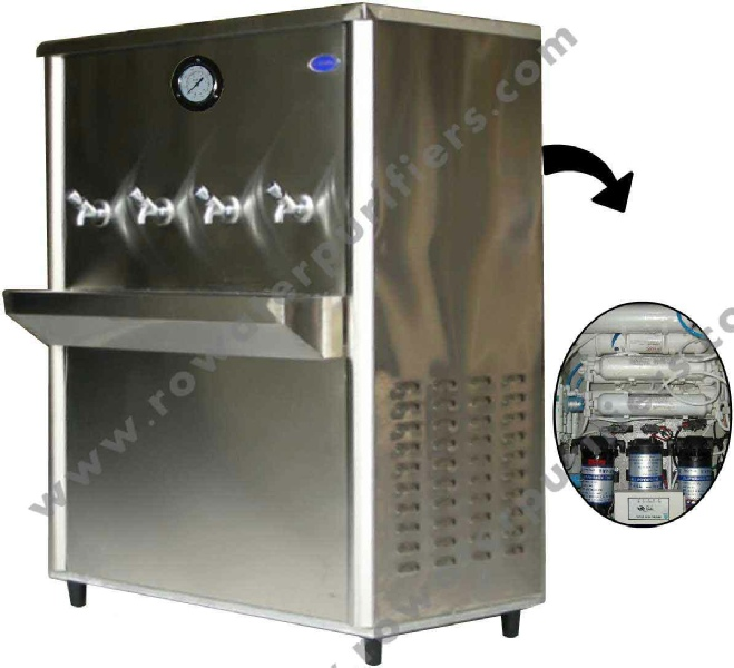 Water Purifying Steel Cooler Dubai Uae